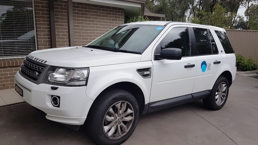 Picture of Roman's 2013 Land Rover Freelander 2
