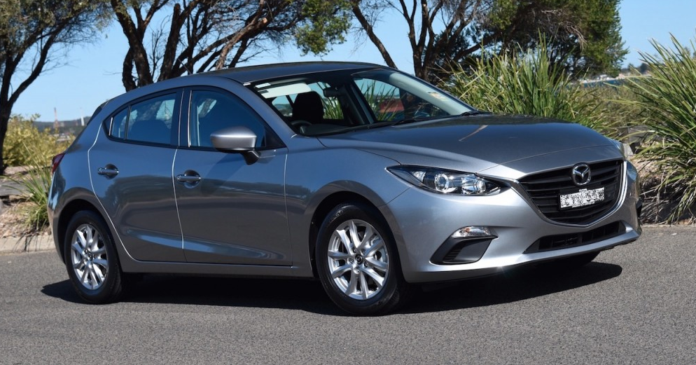 Picture of Tenille's 2015 Mazda 3