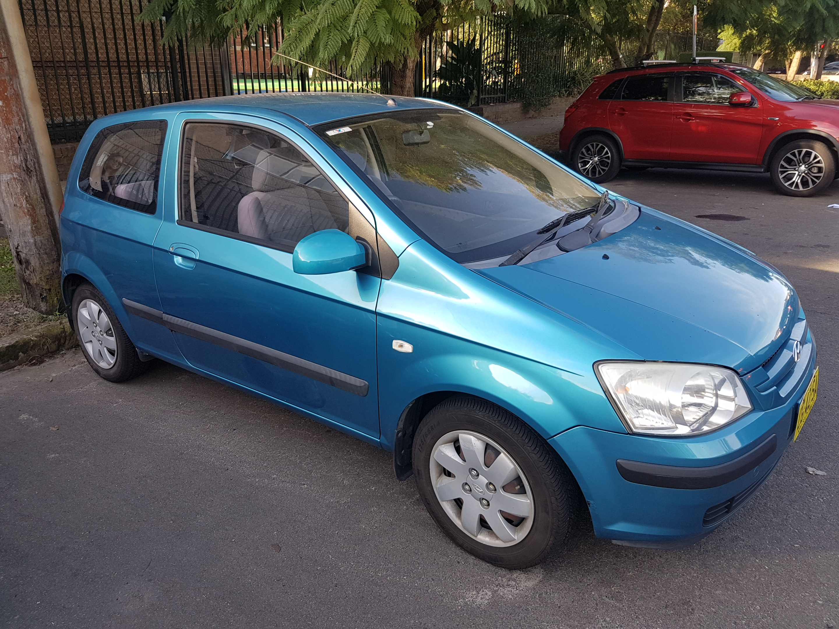 Picture of David's 2004 Hyundai GETZ