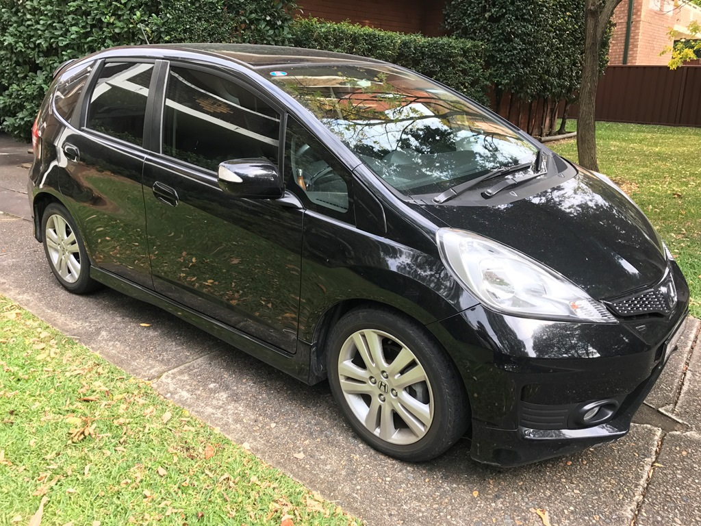 Picture of Wing Yee's 2013 Honda Jazz