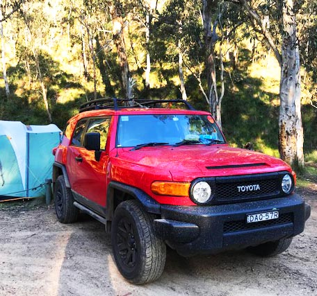 Picture of Rae's 2015 Toyota FJ Cruiser