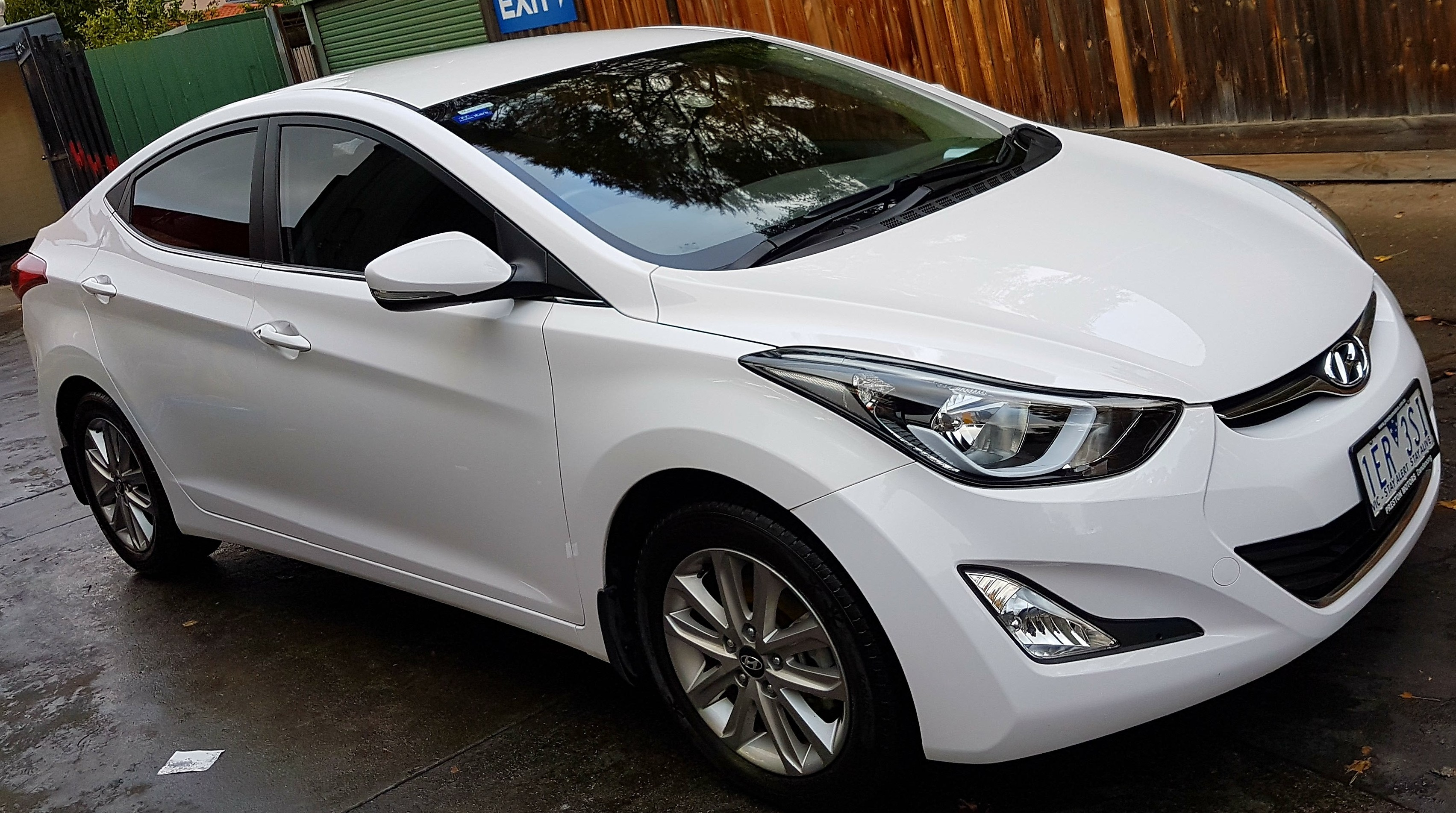 Picture of Sandeep's 2015 Hyundai Elantra SE