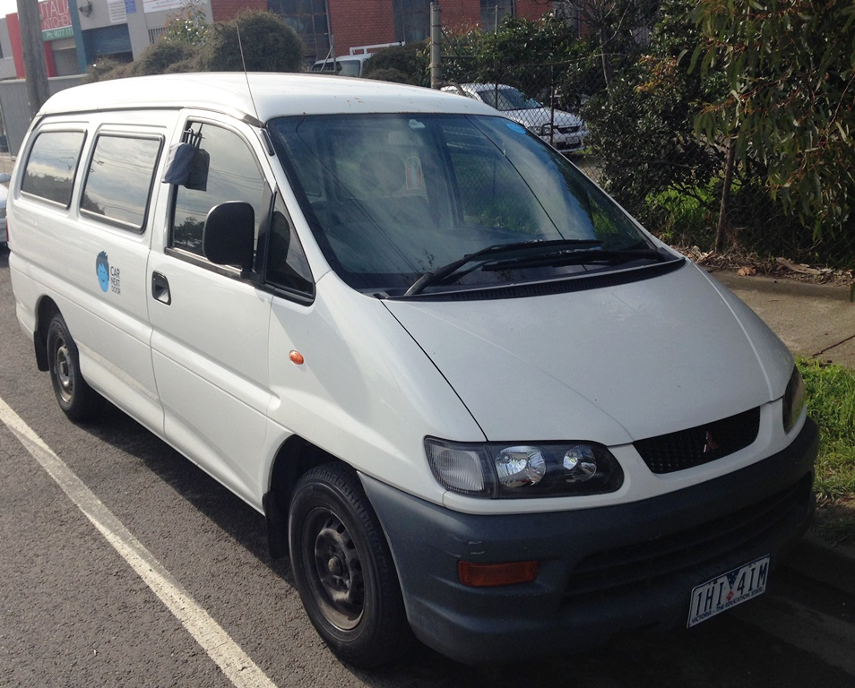 Picture of Khiem's 1998 Mitsubishi Express