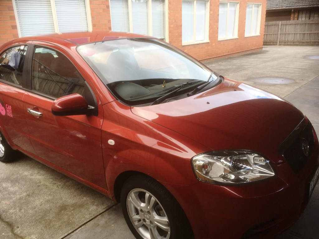 Picture of Gurudatt's 2011 Holden BARINA TK SEDAN