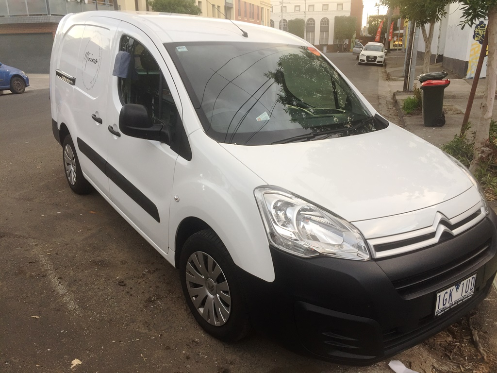 Picture of Claudio's 2015 Citroen Berlingo