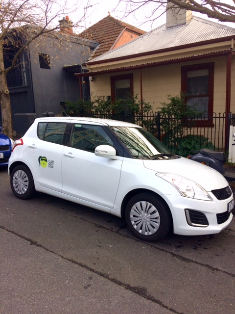 Picture of Georgie's 2015 Suzuki Swift
