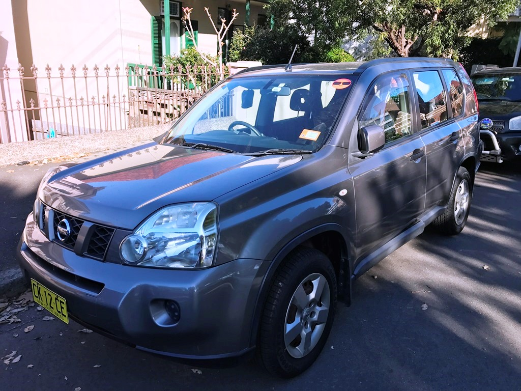 Picture of Scott's 2008 Nissan Xtrail