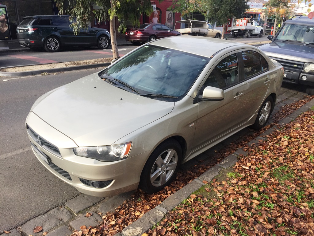 Picture of Jennie's 2007 Mitsubishi LANCER