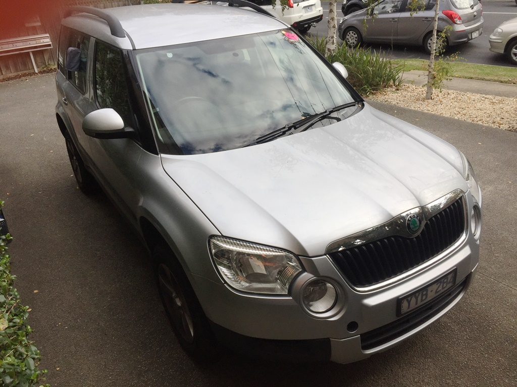 Picture of Danijel's 2012 Skoda Yeti