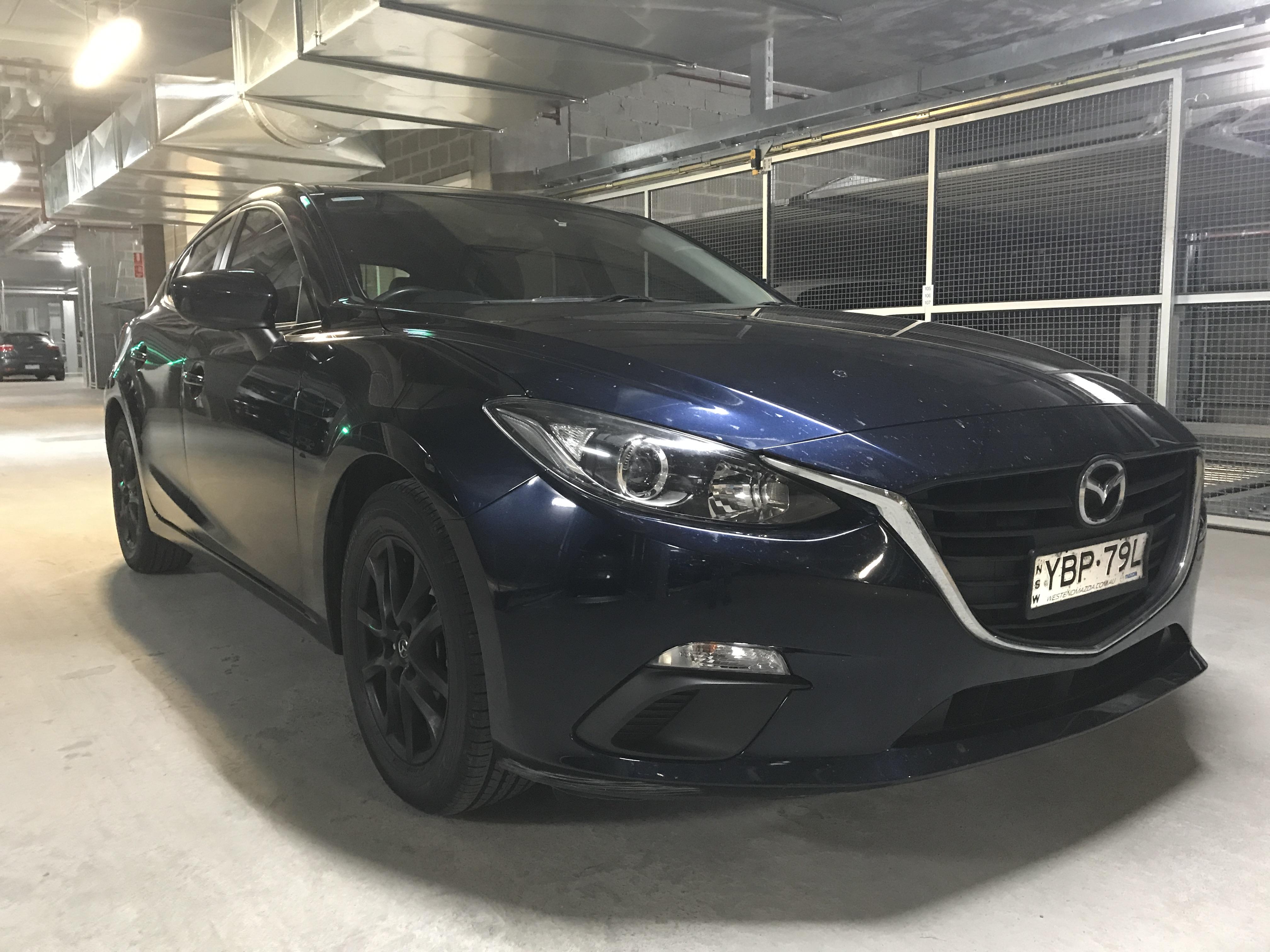Picture of Milena's 2014 Mazda 3