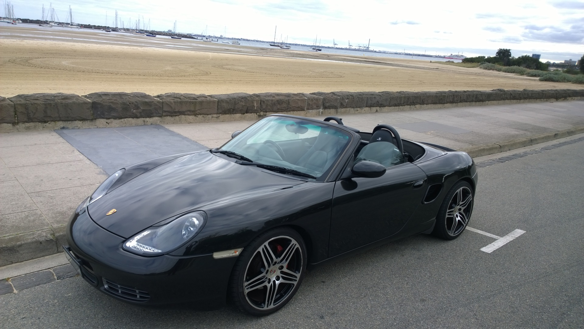 Picture of Simon's 2001 Porsche Boxster S
