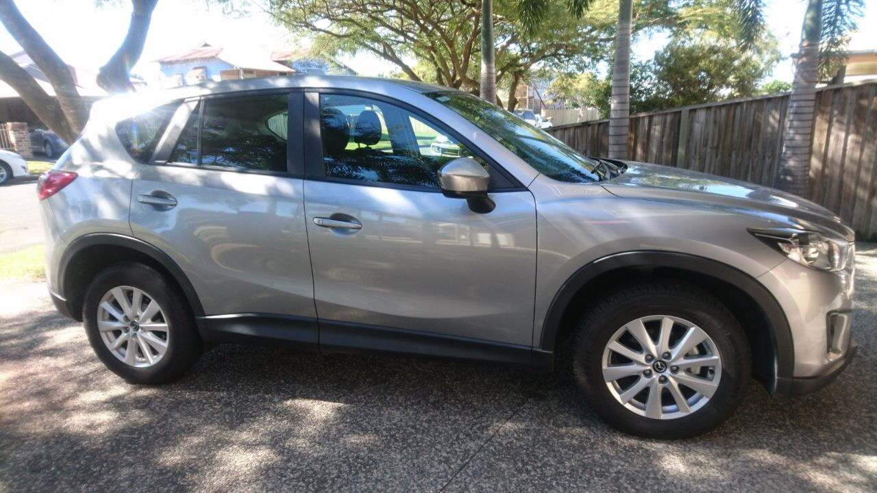 Picture of Jan Kotze Family Trust's 2013 Mazda CX-5