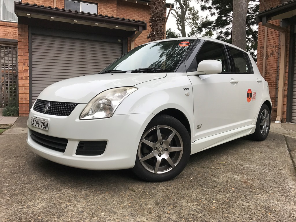 Picture of Rebekah's 2008 Suzuki Swift