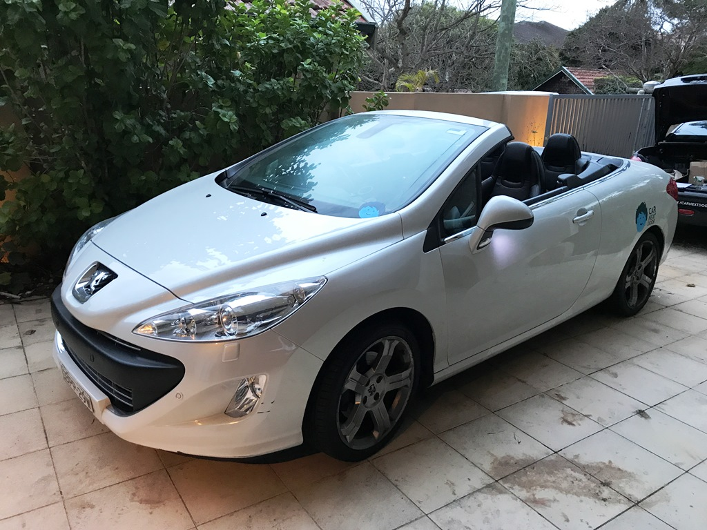 Picture of James' 2010 Peugeot 308CC