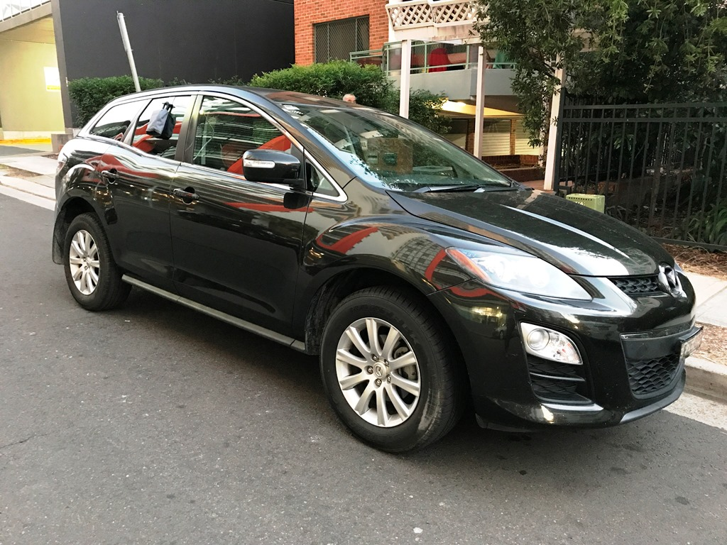 Picture of Dipesh's 2011 Mazda Cx7
