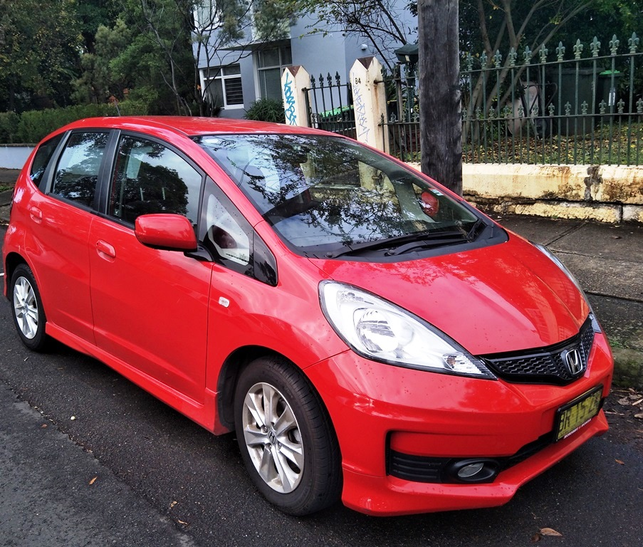 Picture of Lachlan's 2012 Honda Jazz