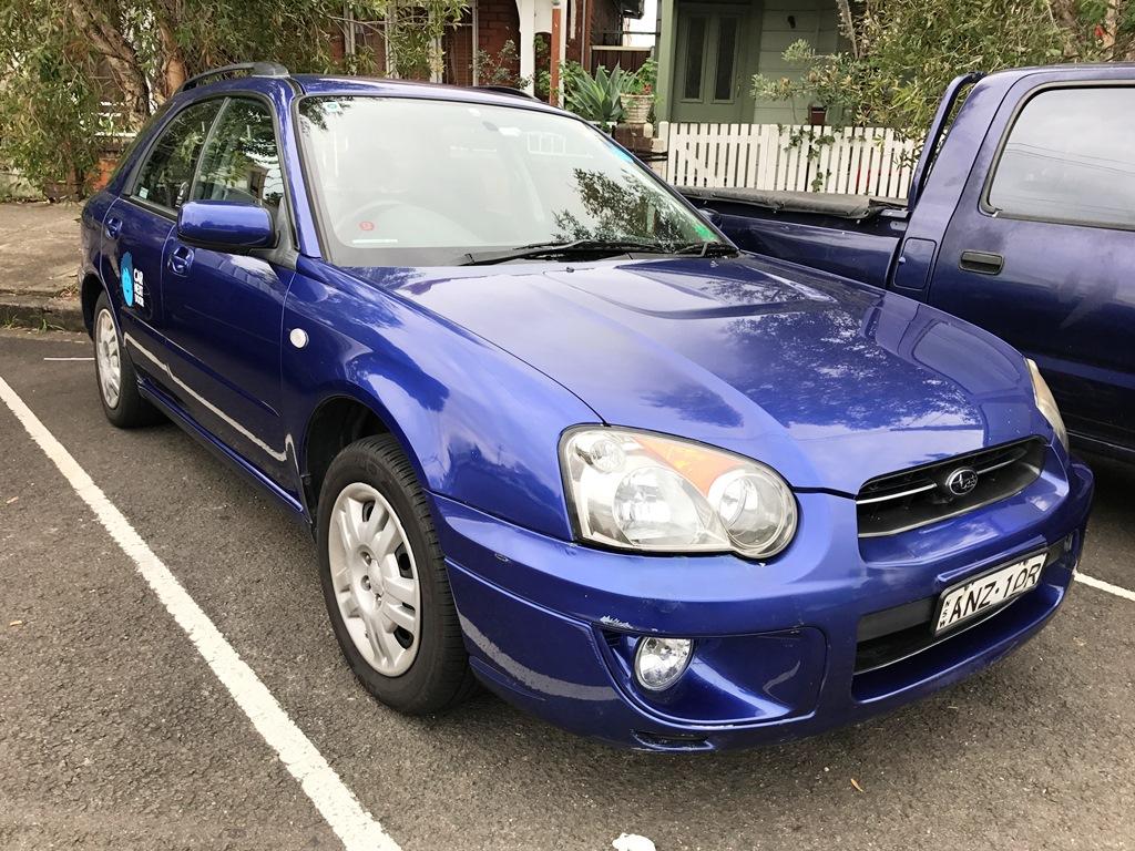 Picture of Jordan's 2003 Subaru Impreza