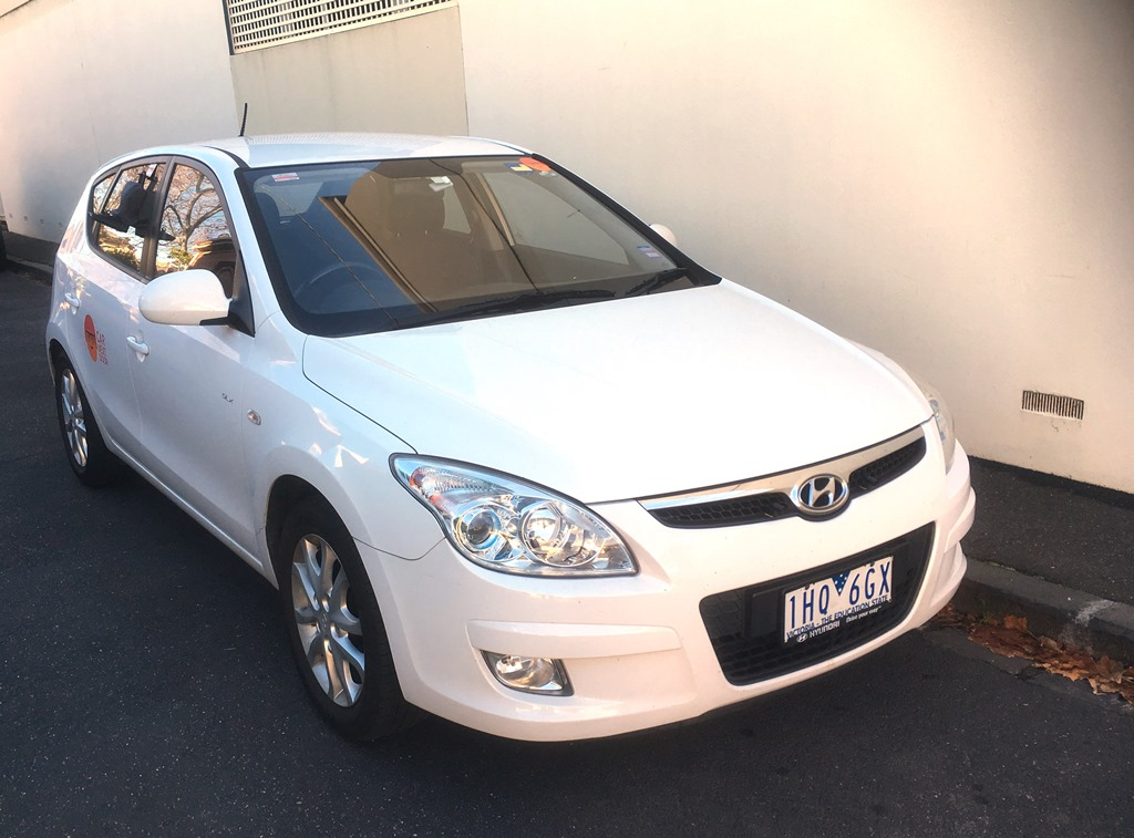 Picture of Natalie's 2008 Hyundai i30