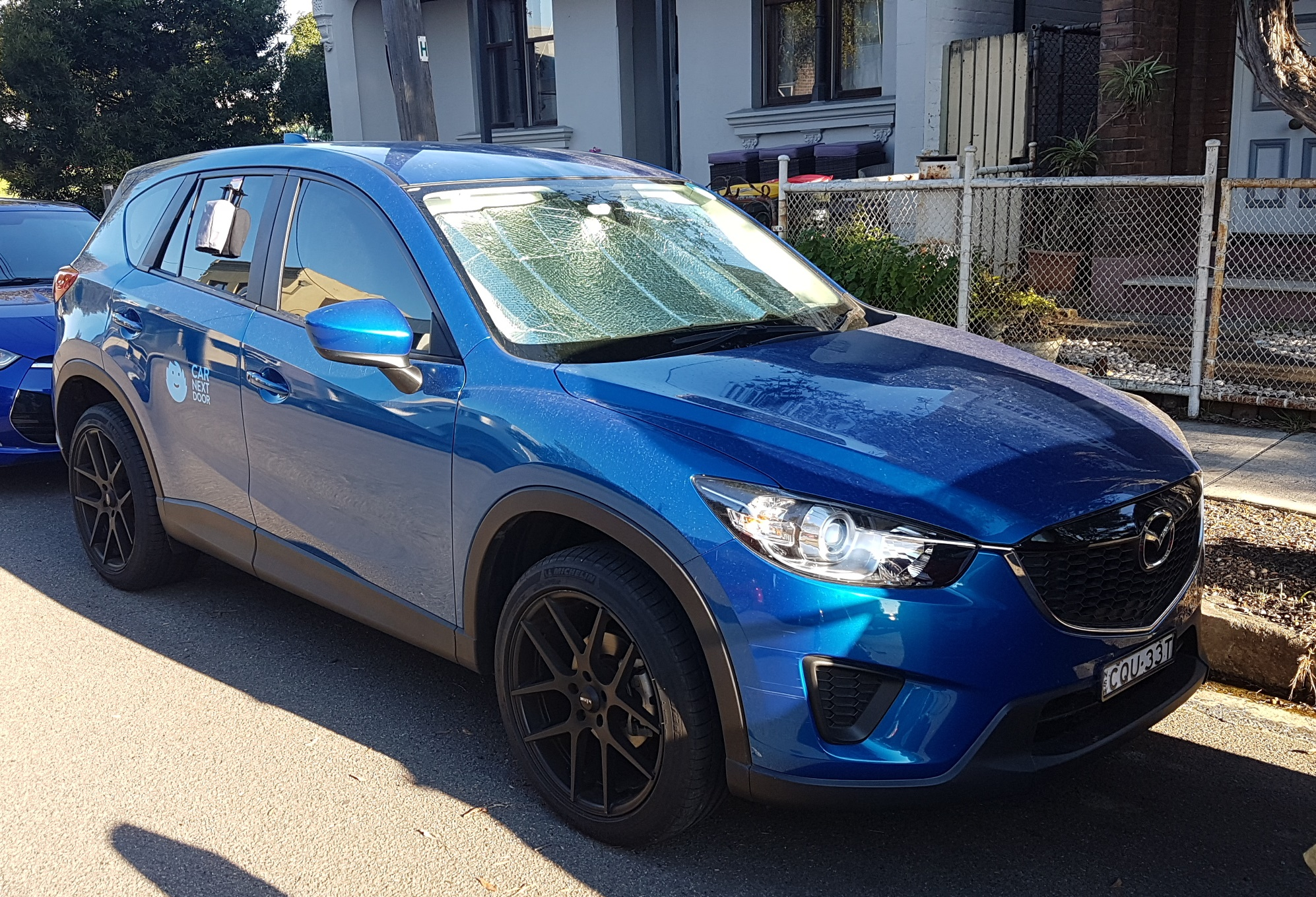 Picture of Andrew's 2013 Mazda CX-5
