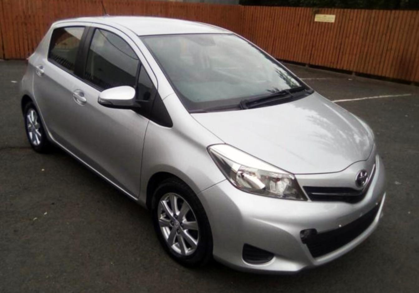 Picture of John's 2012 Toyota Yaris