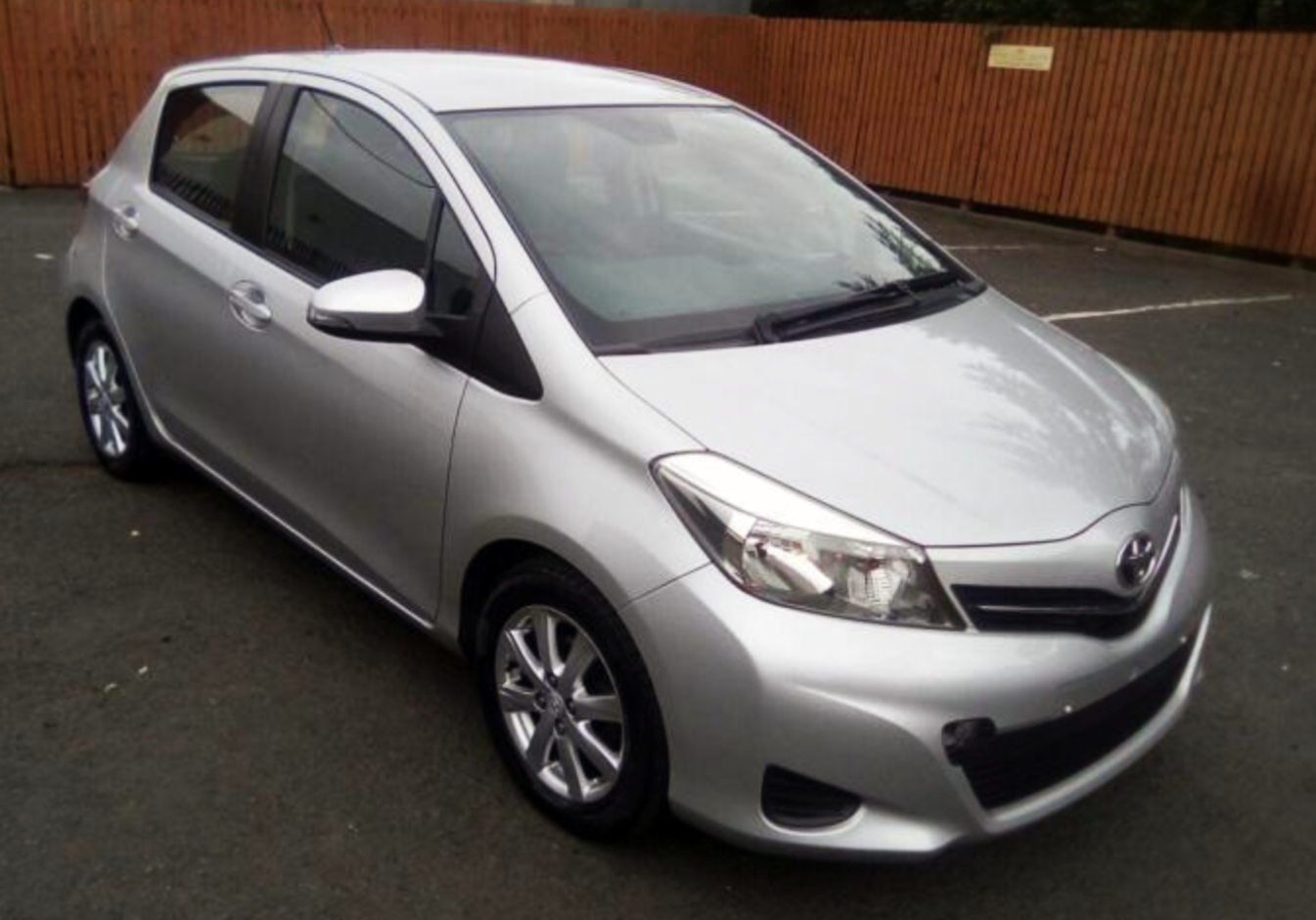 Picture of John's 2012 Toyota Yaris