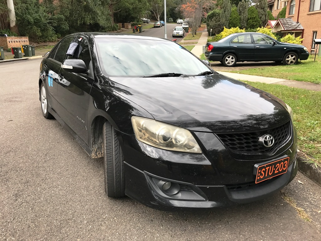 Picture of Stuart's 2008 Toyota Aurion Sportivo ZR6