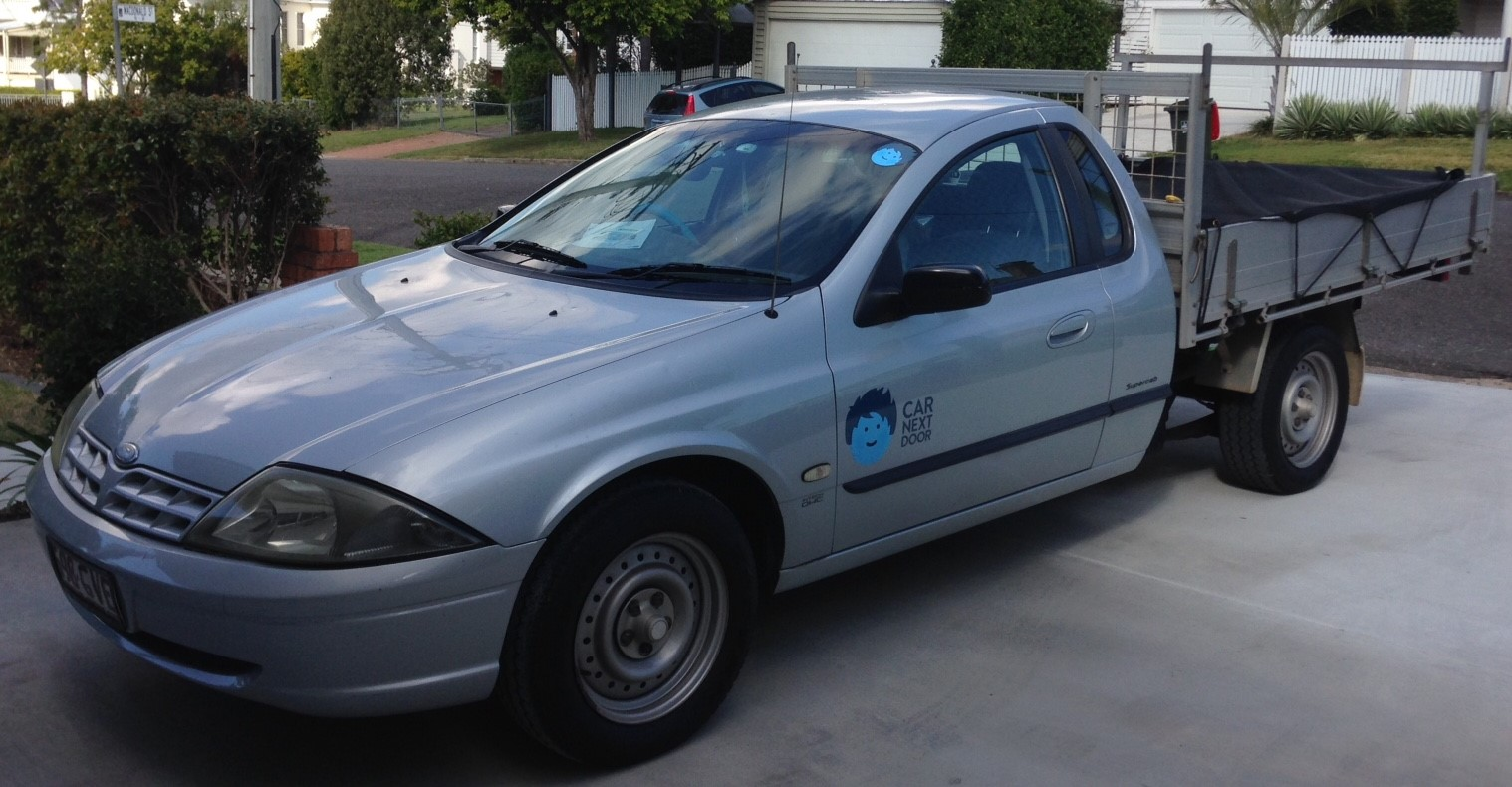 Picture of Scott's 2002 Ford Falcon XT