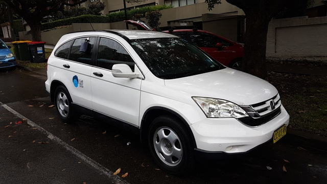 Picture of Calum's 2010 Honda CRV