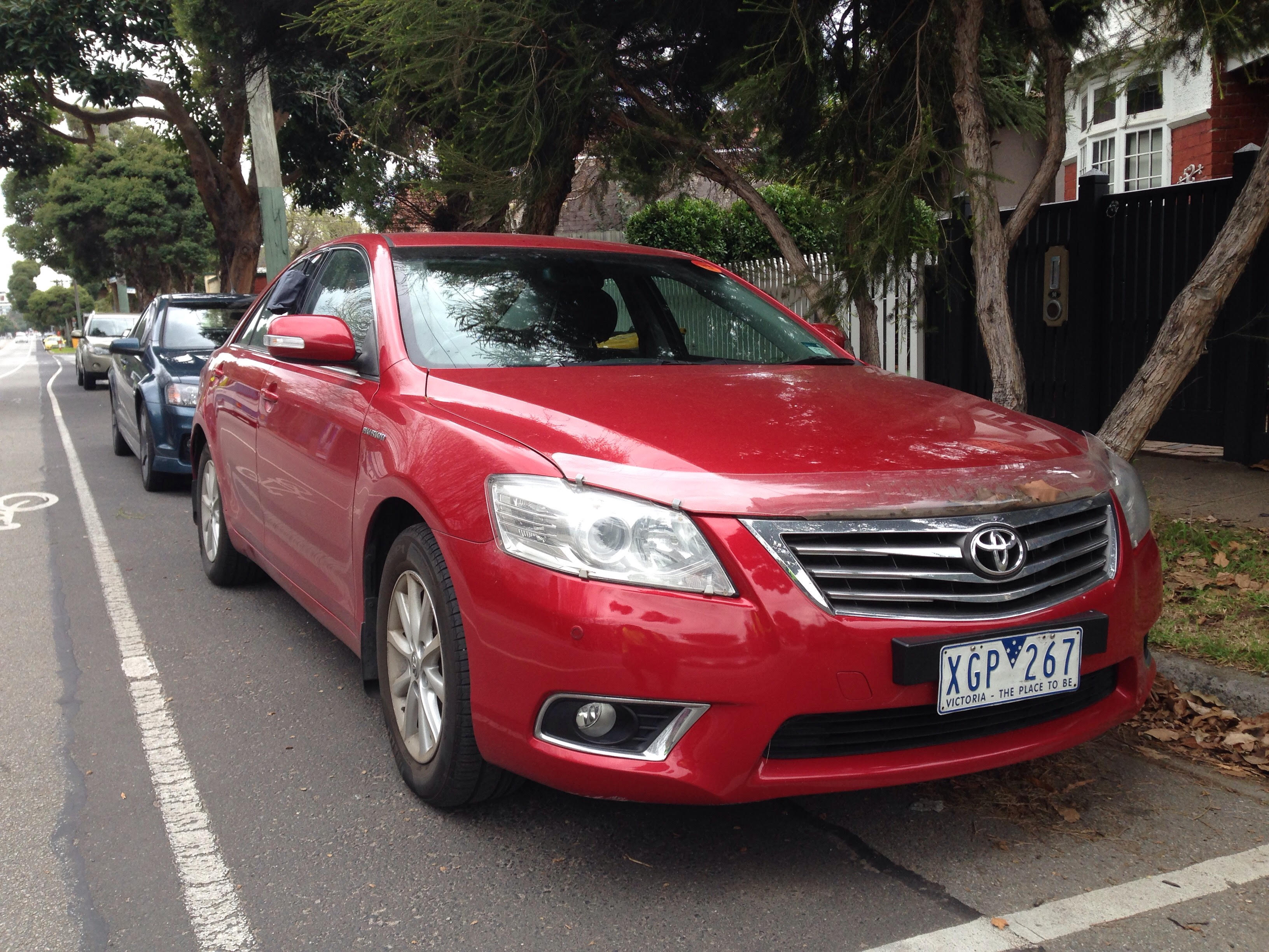 Picture of Karen's 2009 Toyota Aurion