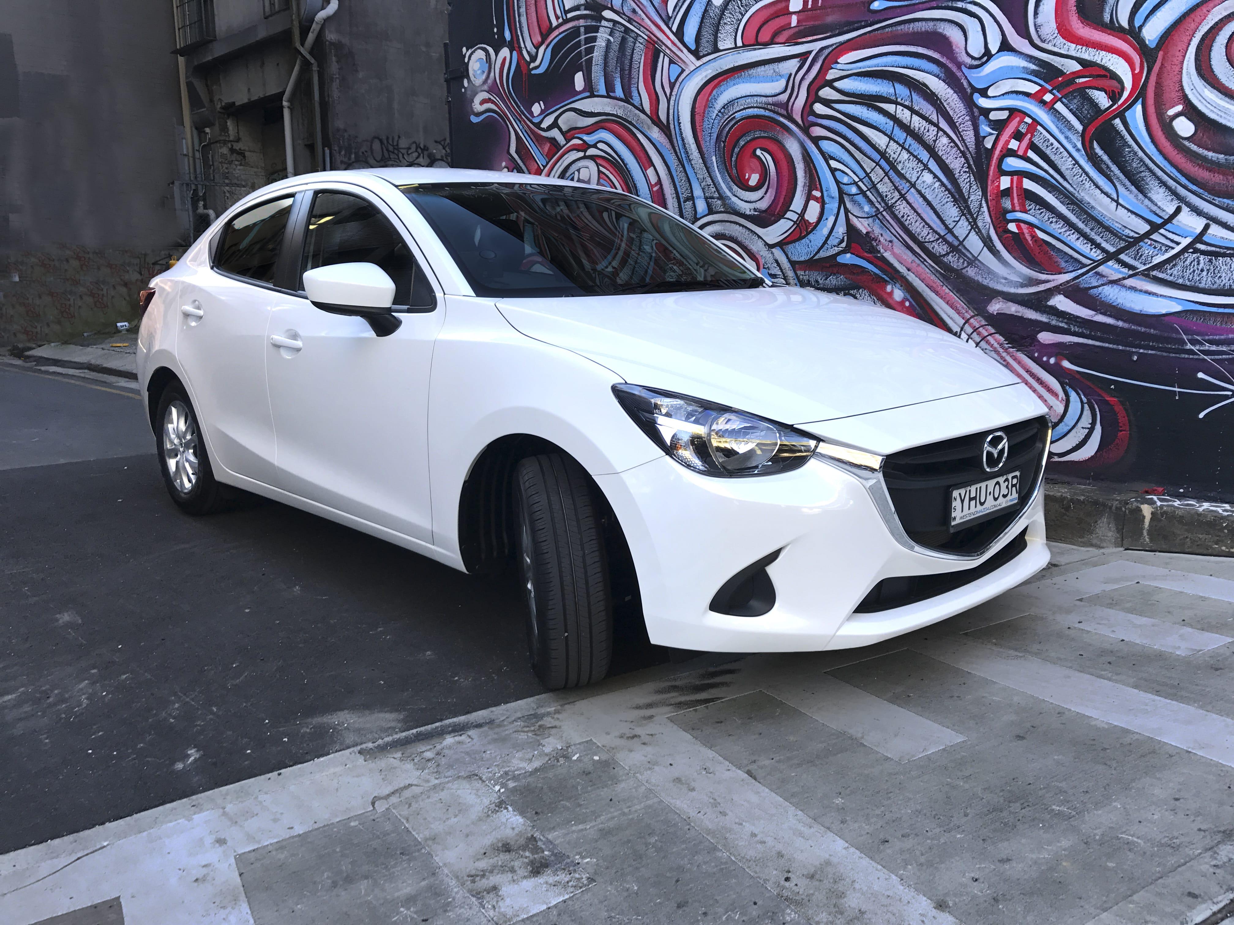 Picture of Julia's 2017 Mazda 2 Sedan