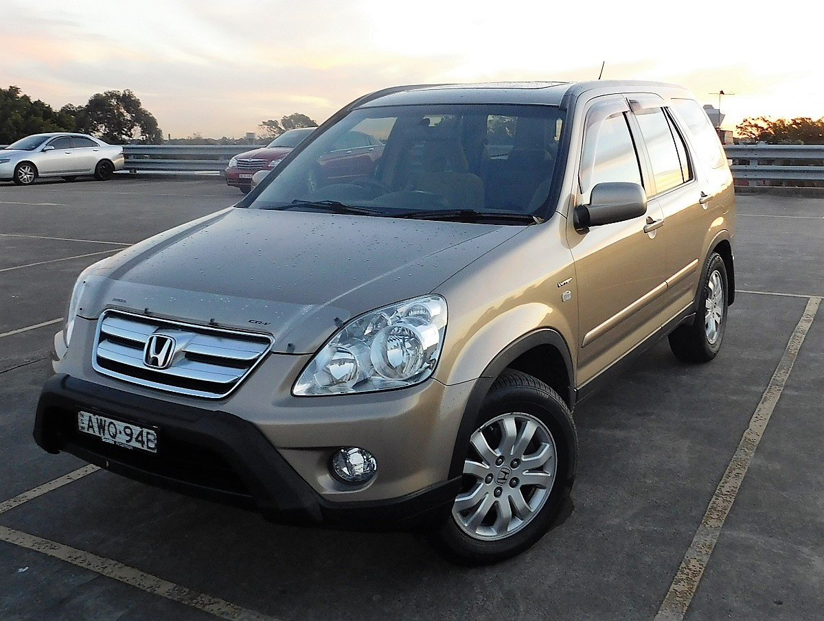 Picture of Aneta's 2005 Honda CRV