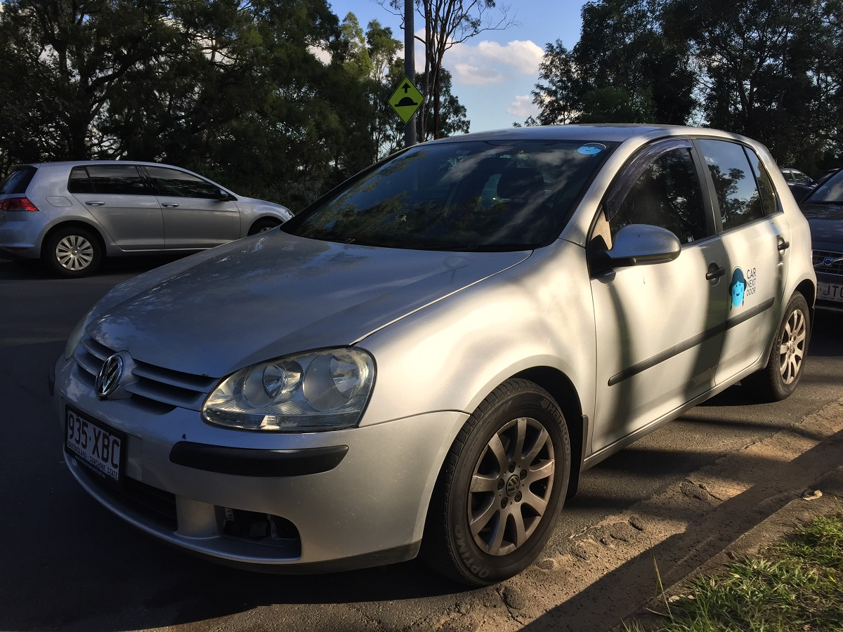 Picture of Crysandra's 2005 Volkswagen Golf