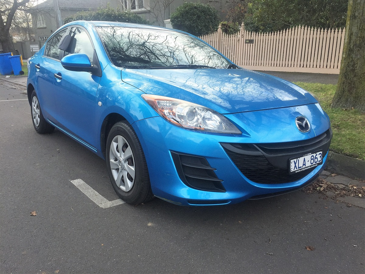 Picture of Lachlan's 2009 Mazda 3