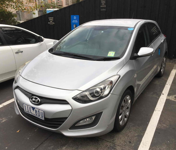 Picture of Peter's 2012 Hyundai I30