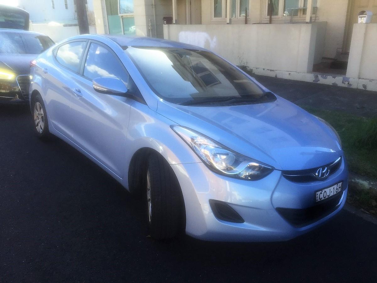 Picture of Sanjeev's 2013 Hyundai Elantra
