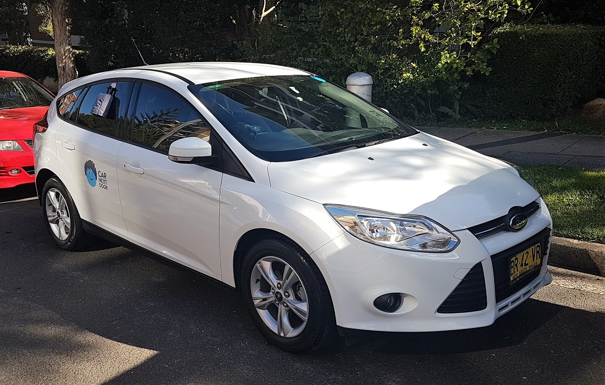 Picture of John's 2012 Ford Focus