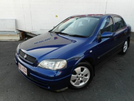 Picture of Jason's 2003 Holden Astra