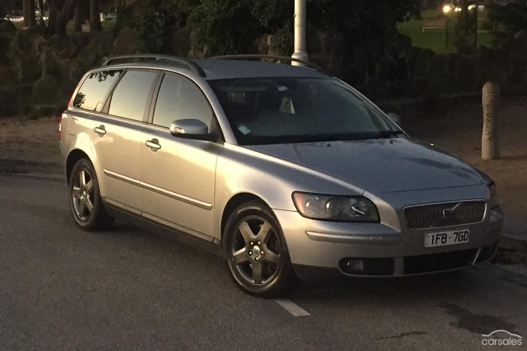 Picture of Geert's 2007 Volvo V50