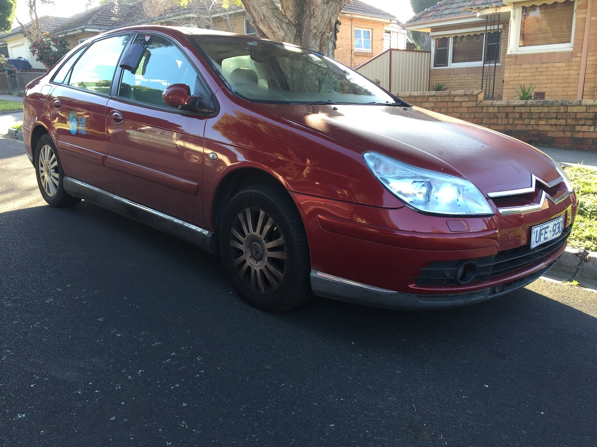 Picture of Tamara's 2006 Citroen C5