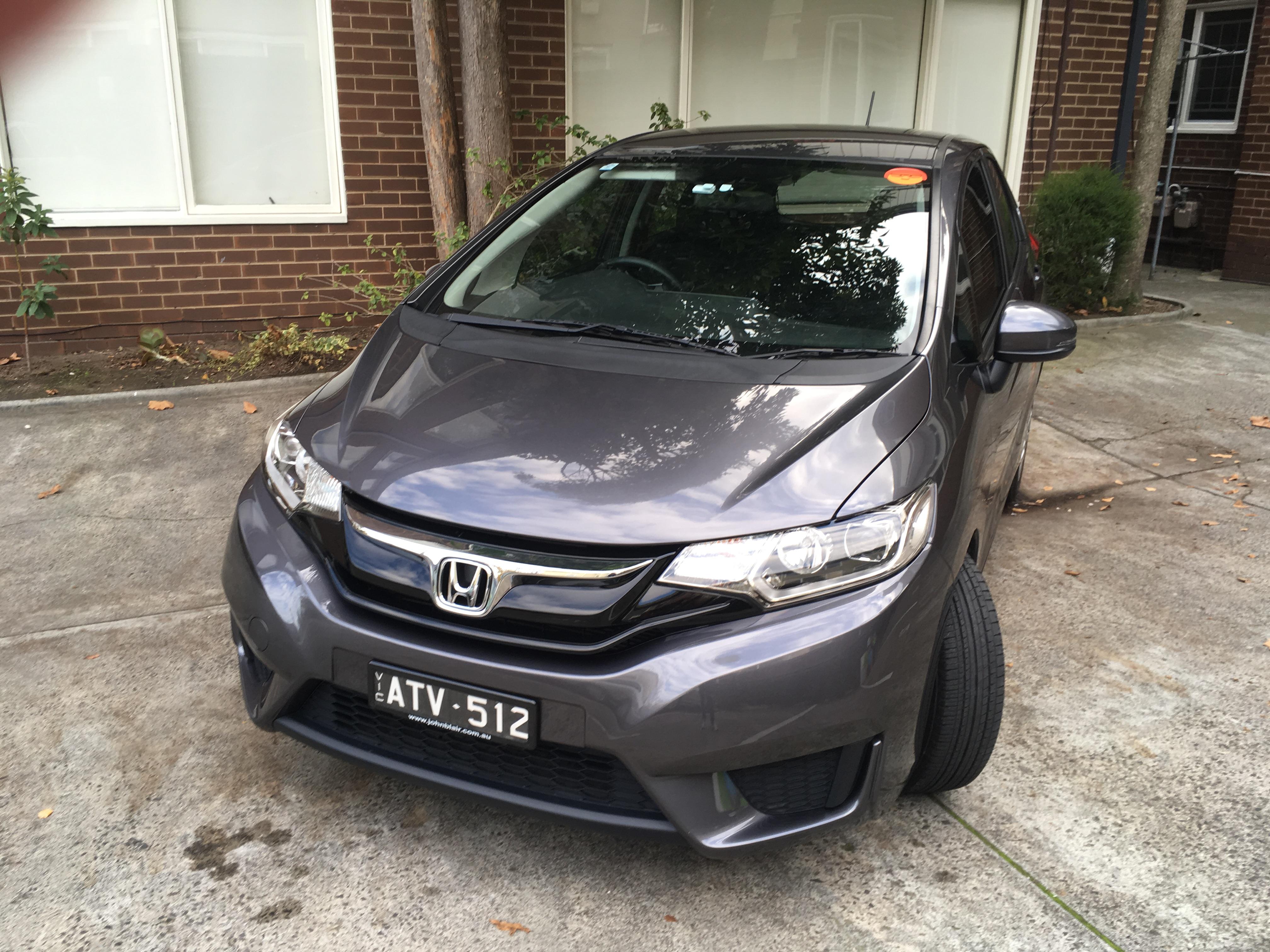Picture of Simon's 2015 Honda Jazz