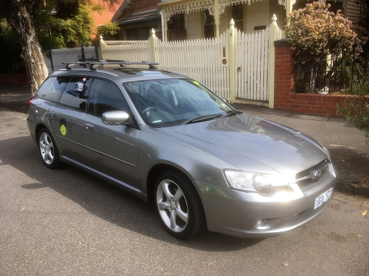 Picture of Sarah's 2006 Subaru Liberty