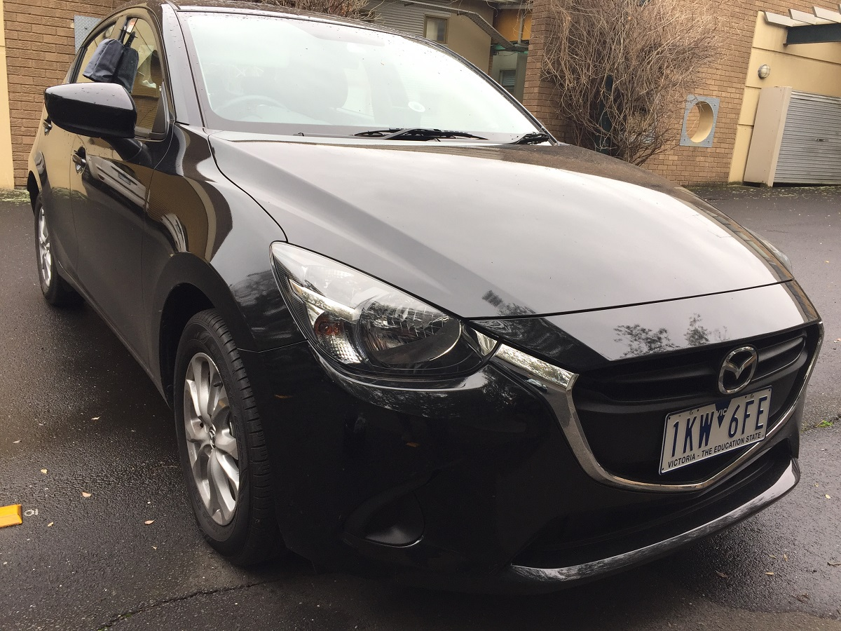 Picture of Jess' 2014 Mazda 2