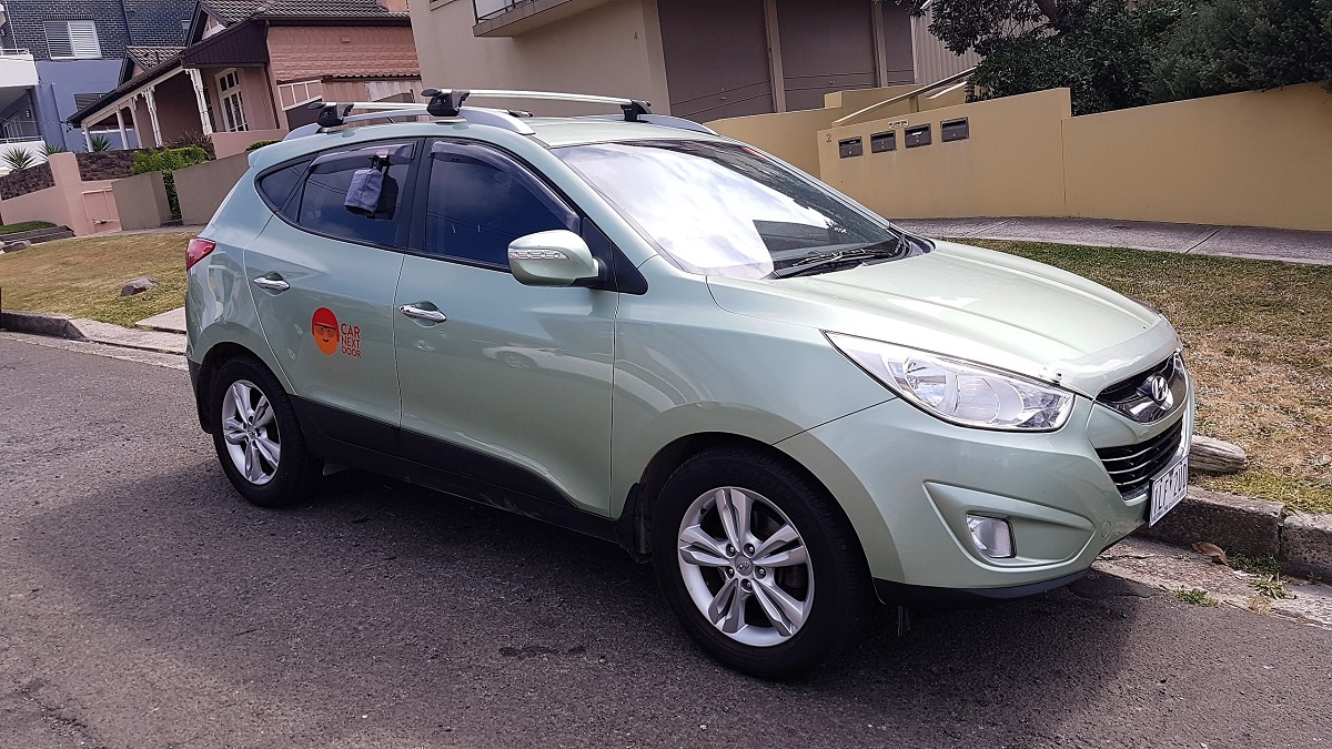 Picture of Alex's 2012 Hyundai IX35