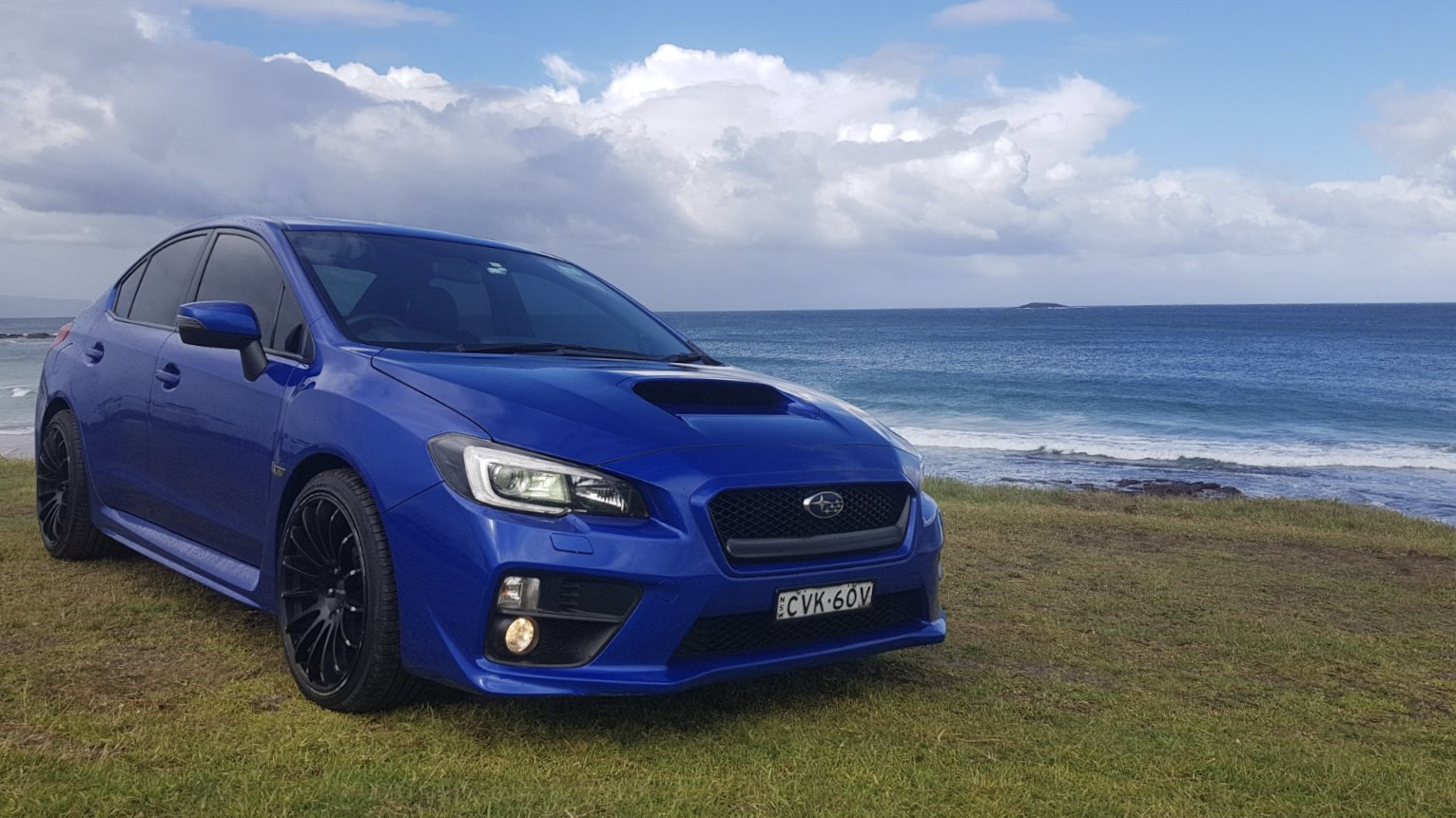 Picture of Anthony's 2014 Subaru WRX