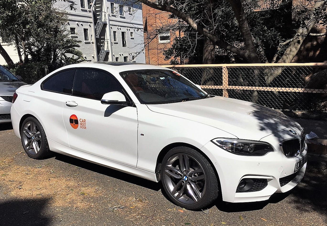 Picture of Christina's 2015 BMW 2201 Coupe