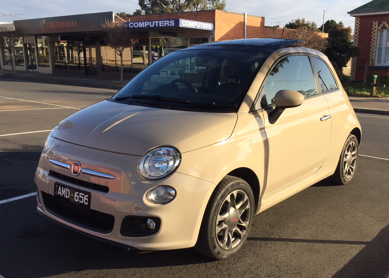 Picture of Tim's 2014 FIAT 500