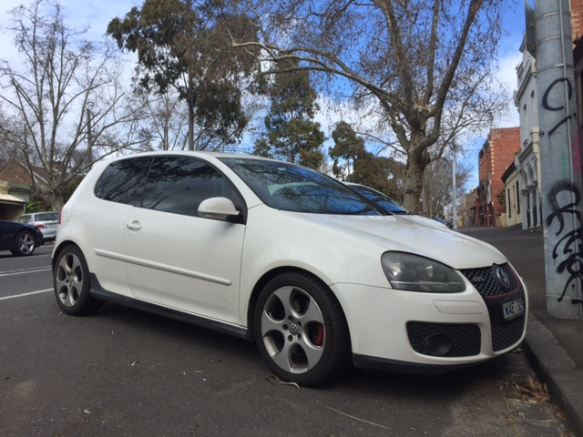 Picture of Matthew's 2007 Volkswagen Golf GTi
