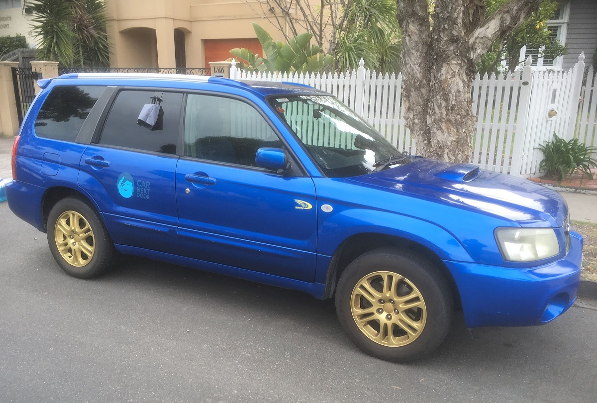 Picture of Clinton's 2005 Subaru Forester