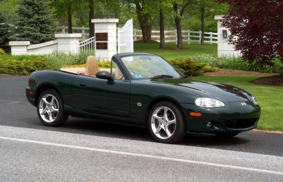 Picture of Glenda's 2000 Mazda MX5