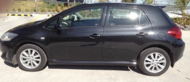 Picture of Justine's 2008 Toyota Corolla